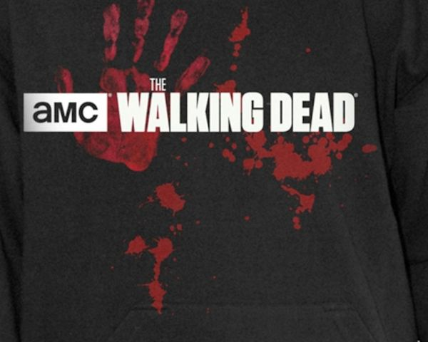 The Walking Dead Sweatshirt Hoodie – Bild 4
