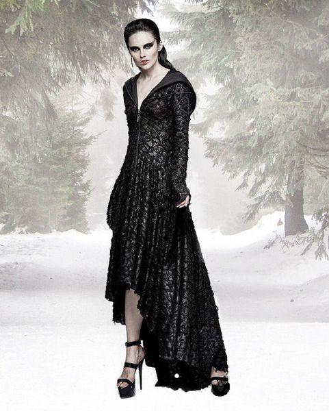 Mantel Kleid Dark Tales – Bild 6