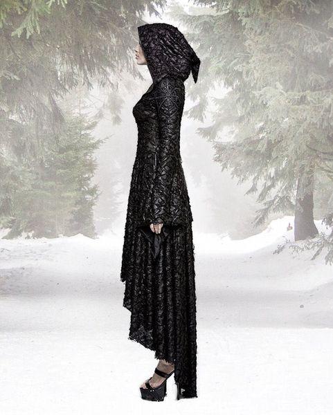 Mantel Kleid Dark Tales – Bild 7
