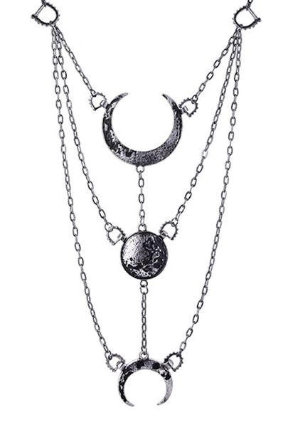 Halskette Moon Phases Necklace – Bild 1