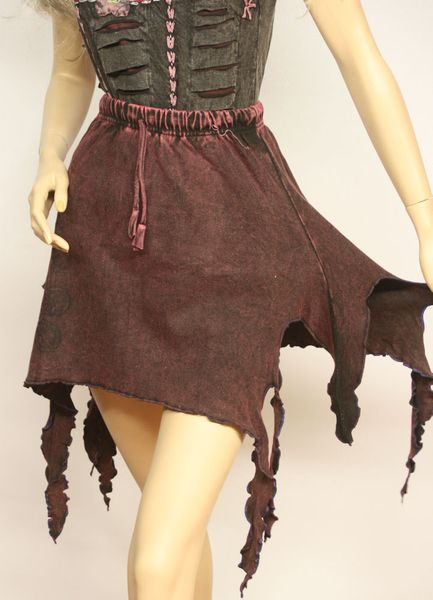 Rock Witchy-Frazzle-Skirt – Bild 19