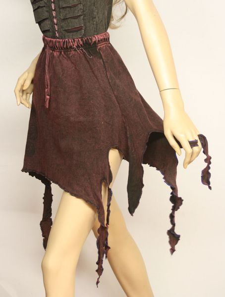 Rock Witchy-Frazzle-Skirt – Bild 21