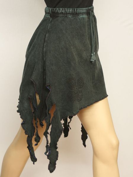 Rock Witchy-Frazzle-Skirt – Bild 5