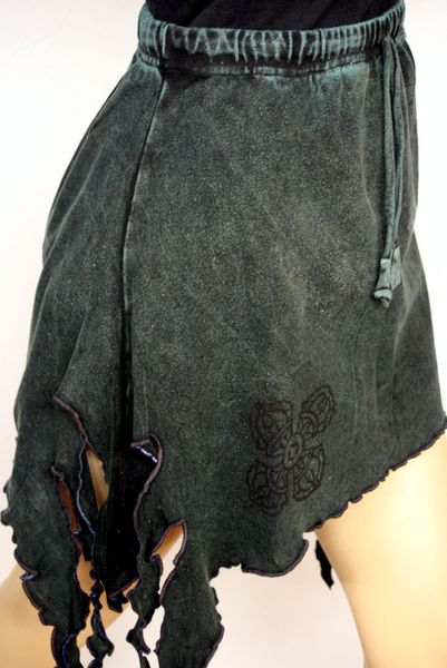Rock Witchy-Frazzle-Skirt – Bild 6