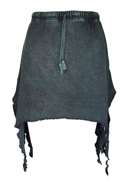 Rock Witchy-Frazzle-Skirt – Bild 2