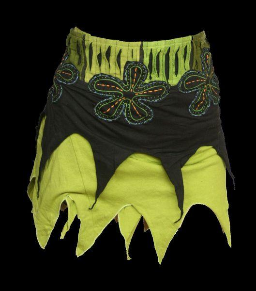 Rock Pixie Lightgreen Wrap-Skirt – Bild 2