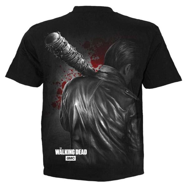 T - Shirt Walking Dead Negan – Bild 3