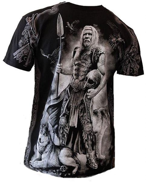 T-Shirt Gates to Valhöll – Bild 3