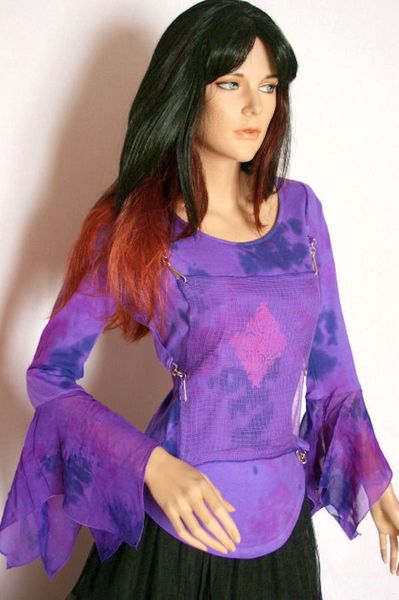 Purple Patch Shirt – Bild 1