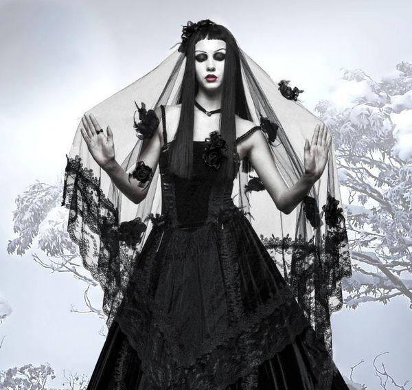 Schleier Lilith – Bild 1
