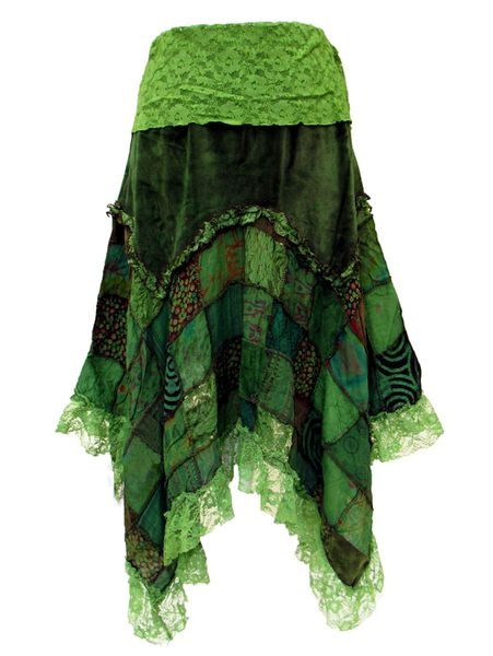Witchy Skirt Zahide