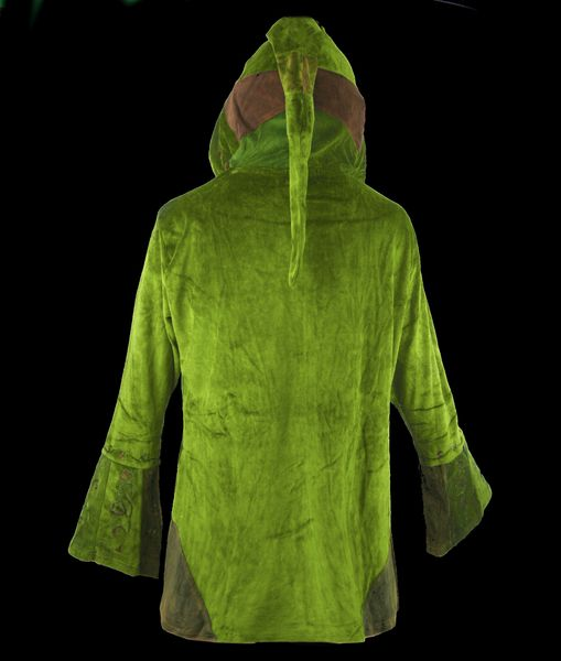 Samt - Jacke Magic Forest – Bild 3