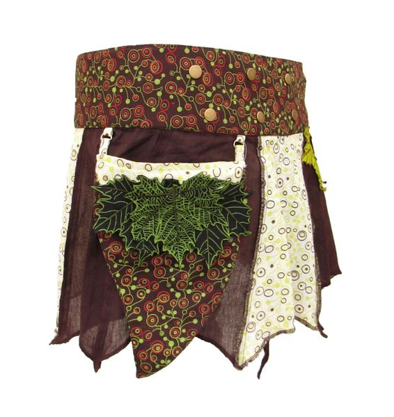 Rock Sweet Leaf Pixie Skirt – Bild 2
