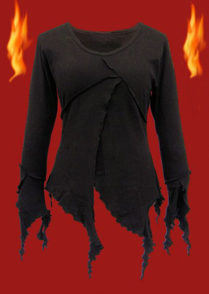 Top Witchy Longsleeve – Bild 3