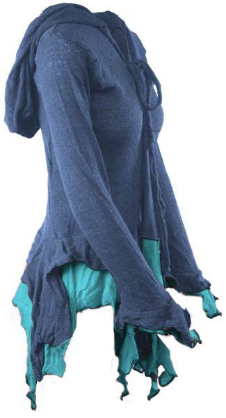Jacke Kontrast-Jacke im Pixie Style – Bild 11