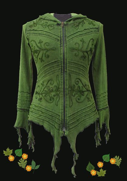 Jacke Elvish Embroidery Jacket – Bild 1