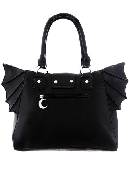 Tasche Bat  Wings Moon Bag – Bild 4