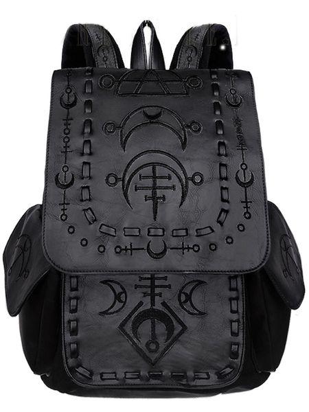 Tasche Rucksack Runic Moon – Bild 1