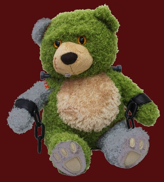 Teddybär Frankented – Bild 1