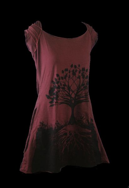Tunika - Kleid Tree of Life – Bild 9