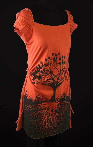 Tunika - Kleid Tree of Life – Bild 4