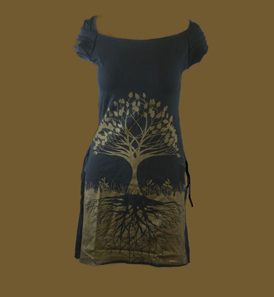 Tunika - Kleid Tree of Life – Bild 17