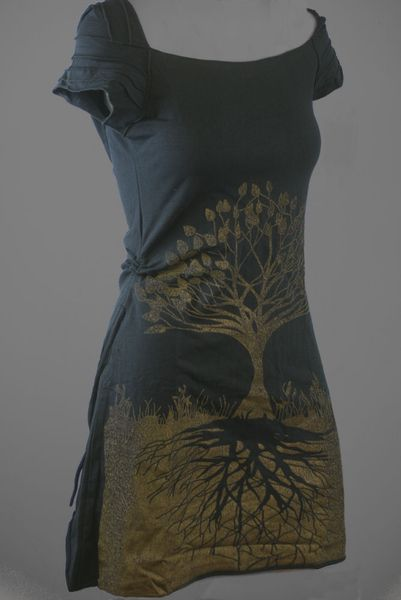 Tunika - Kleid Tree of Life – Bild 18