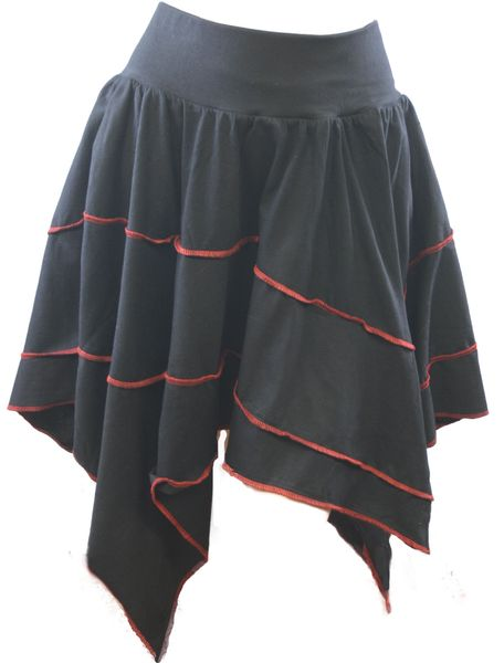 Rock Witchy Skirt Suzy X – Bild 5