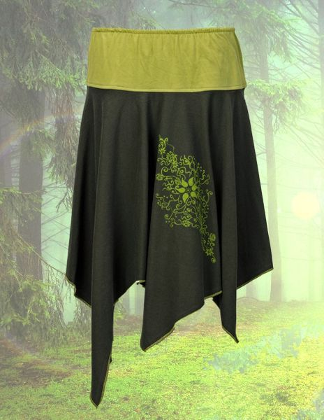 Rock Pixie Skirt Wild Flowers – Bild 3