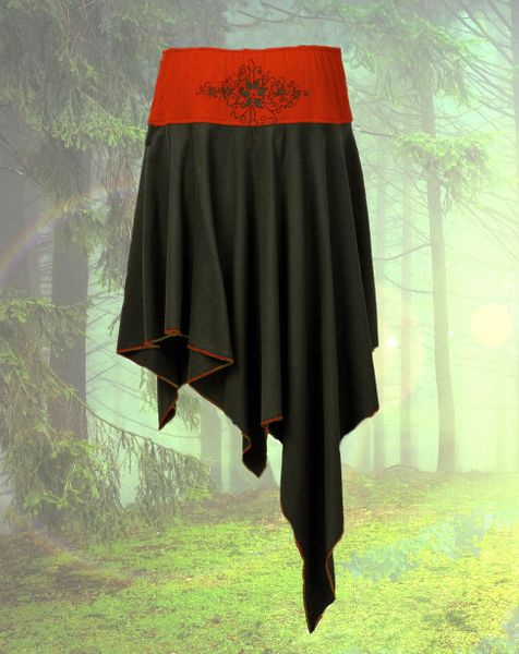 Rock Pixie Skirt Wild Flowers – Bild 6