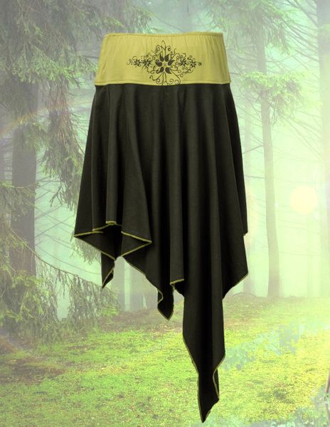 Rock Pixie Skirt Wild Flowers – Bild 4