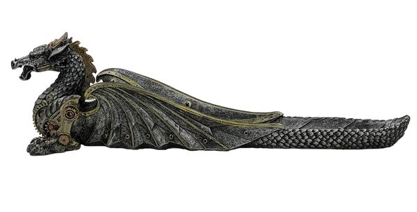 Räucherstäbchenhalter Mechanical Fire Incense Burner 33cm – Bild 1