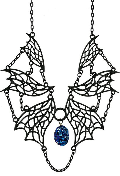 Collier Elvish Crystal