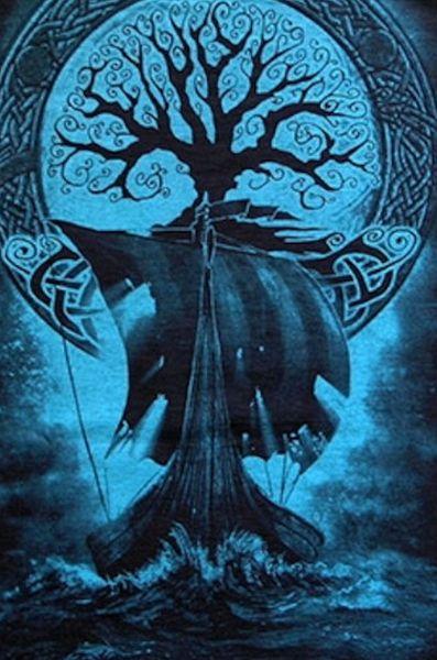 T - Shirt Ragnarök II – Bild 4