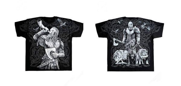 T-Shirt Viking Hunter