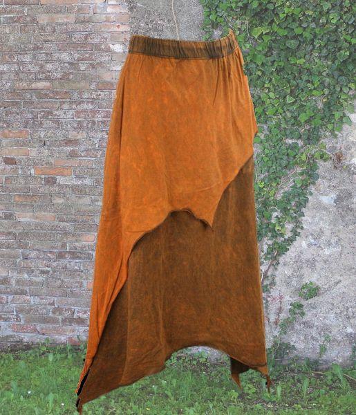 Rock 2-layered-Pixie-Skirt