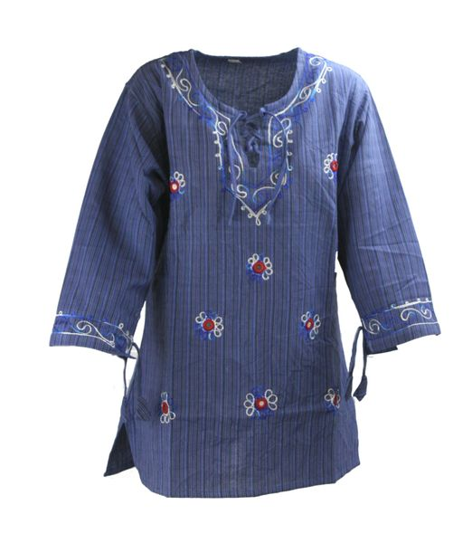 Tunika Embroidery Tunic with Mirrorwork – Bild 2
