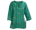 Tunika Embroidery Tunic with Mirrorwork 001