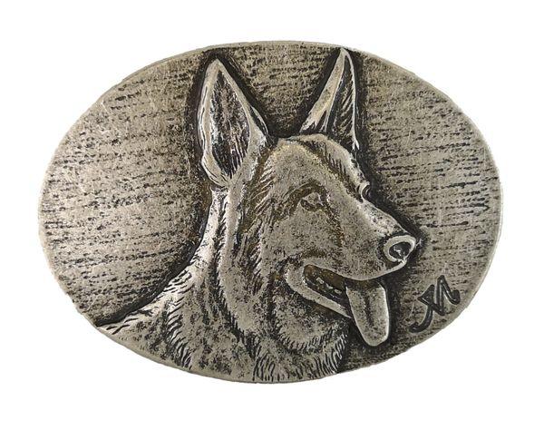 Buckle Schäferhund – Bild 1