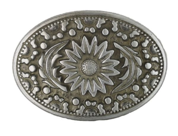 Buckle Floral oval – Bild 2