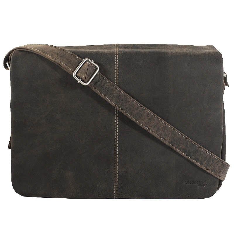 Greenland Stone Leder Organizer Bag 2109-28