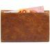 Sansibar Ostro Büffelleder Geldbörse Portemonnaie 713 OT 005