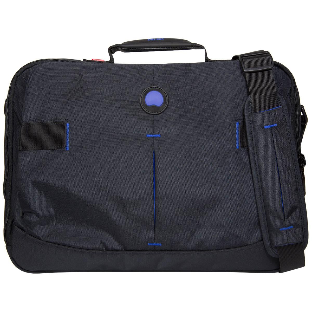 Delsey Pilo Notebooktasche Messenger Laptoptasche