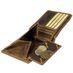 Greenburry Vintage Leder Ausweis Geldbörse Portemonnaie 004