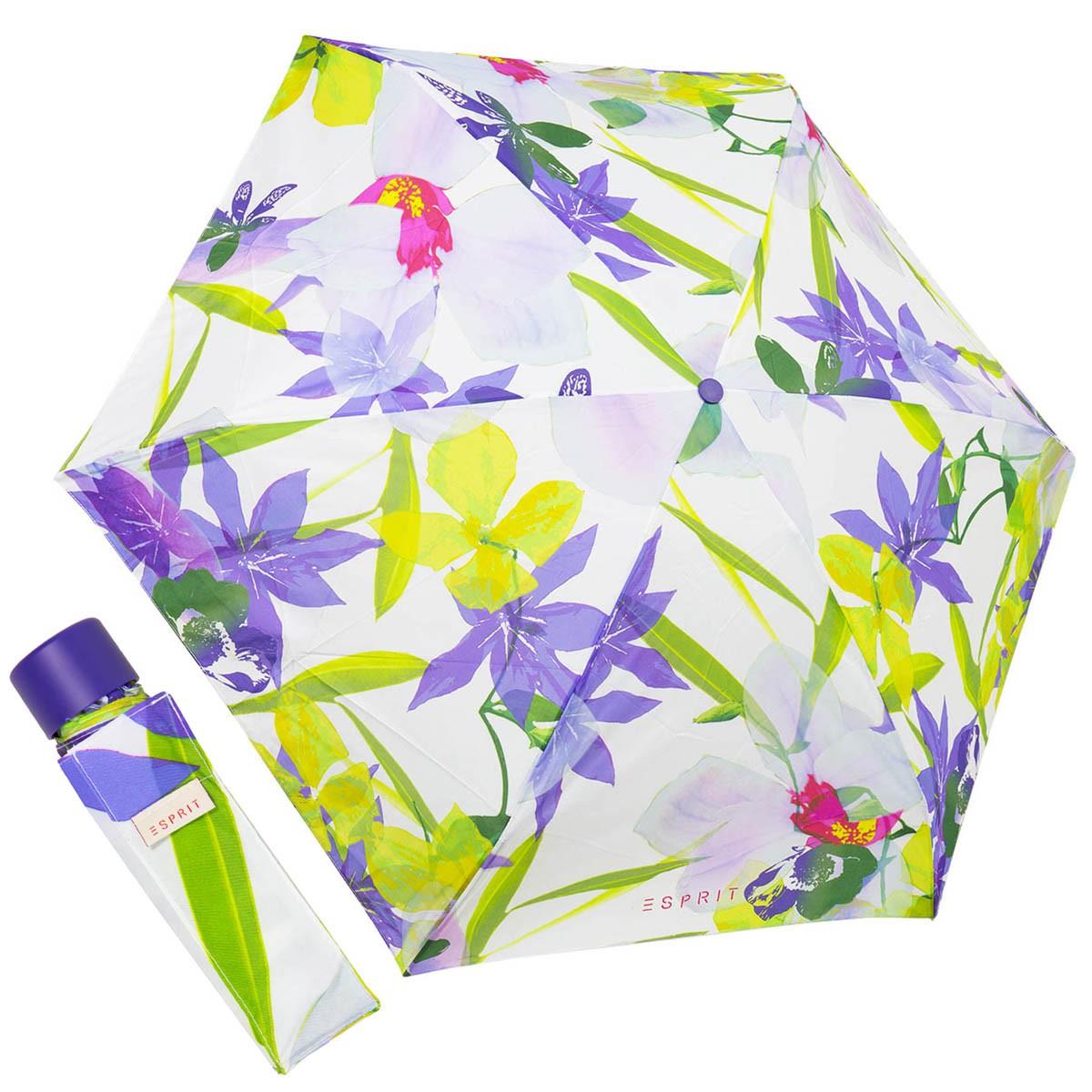 Esprit Petito Regenschirm Umbrella Special Edition 50947
