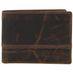 GREENLAND Classic Büffelleder Geldbörse Portemonnaie 2556-25 002