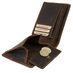 GREENLAND Classic Büffelleder Geldbörse Portemonnaie 2556-25 004