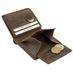 Strellson Baker Street Leder Geldbörse Portemonnaie 4010000047 004