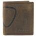 Strellson Baker Street Leder Geldbörse Portemonnaie 4010000047 006