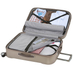 Travelite Elbe Two 4-Rollen M Plus Polycarbonat Trolley 70 cm 003